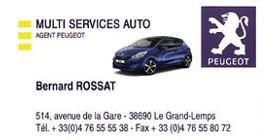 Peugeot Multi Services Auto
