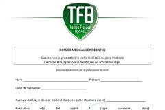 Questionnaire médical
