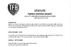Statuts TFB